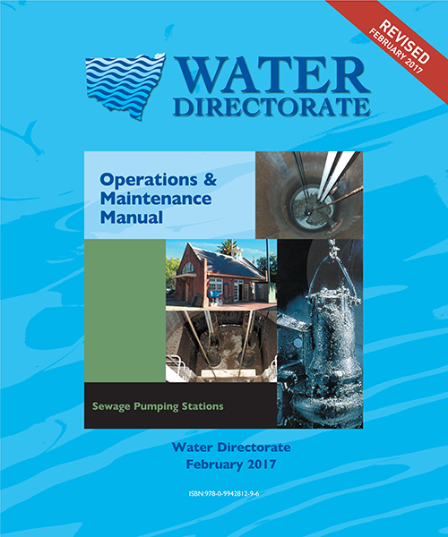O M Manual For Sewage Pumping Stations 2017 The Water