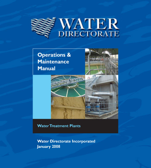 O M Manual For Water Treatment Plants 2008